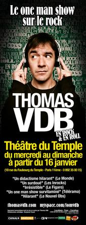 Thomas VDB - Spectacle